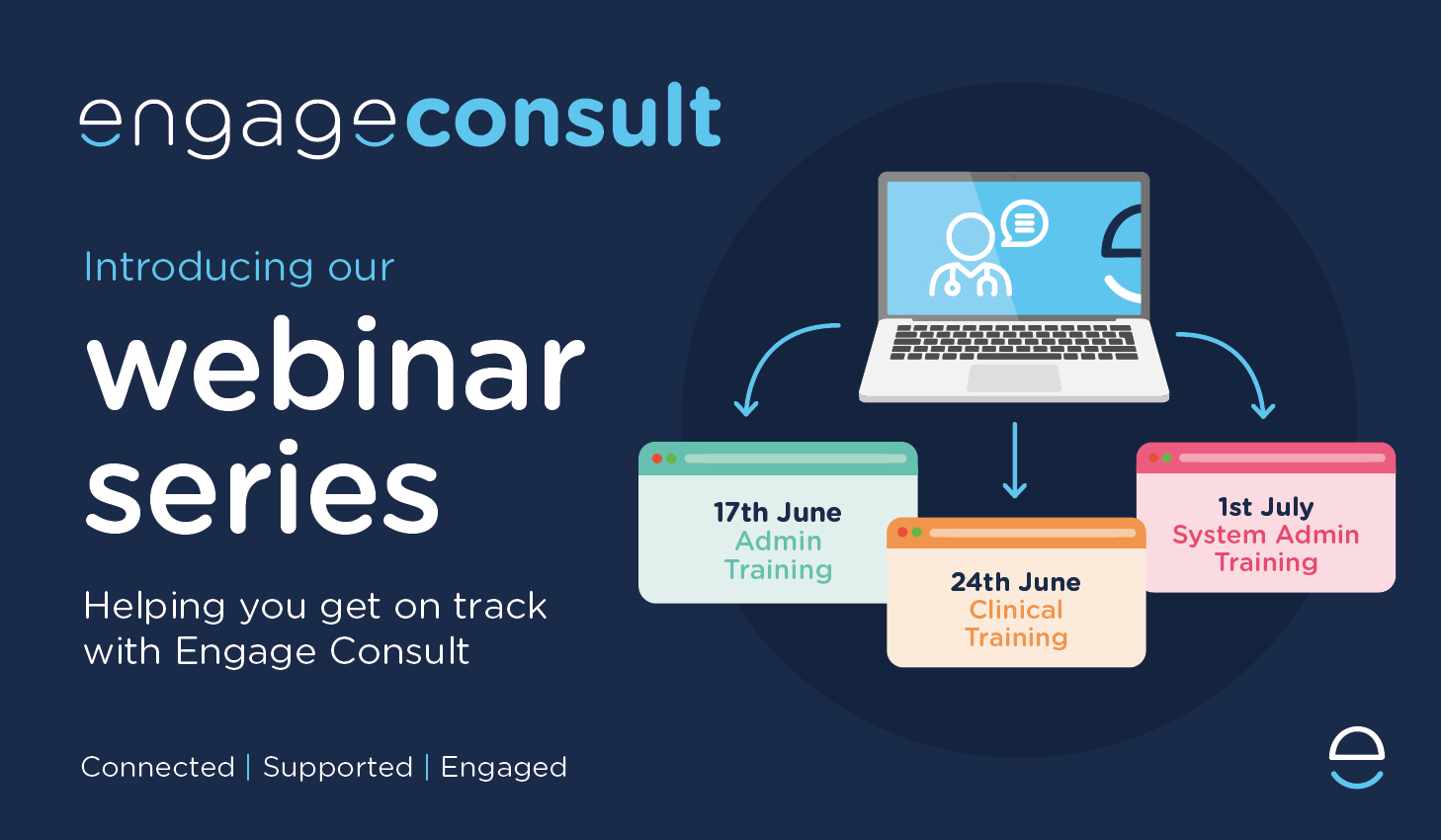 Engage Consult Live Learning Webinar