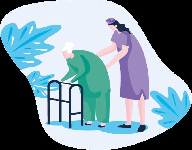 elderly care Social